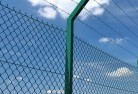 Menai Central Chainmesh fencing 14